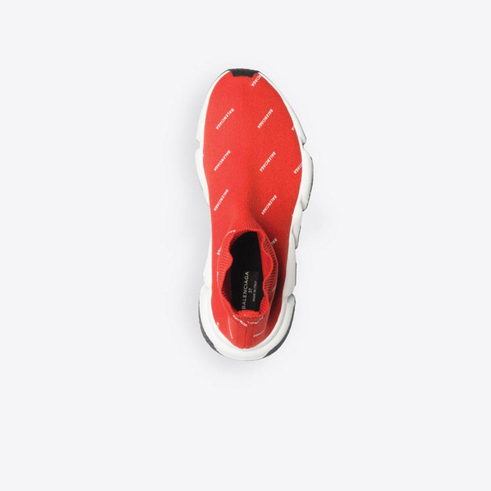 Balenciaga Speed Trainers Ayakkabı Turuncu - 120 #Balenciaga #BalenciagaSpeedTrainers #Ayakkabı - 4