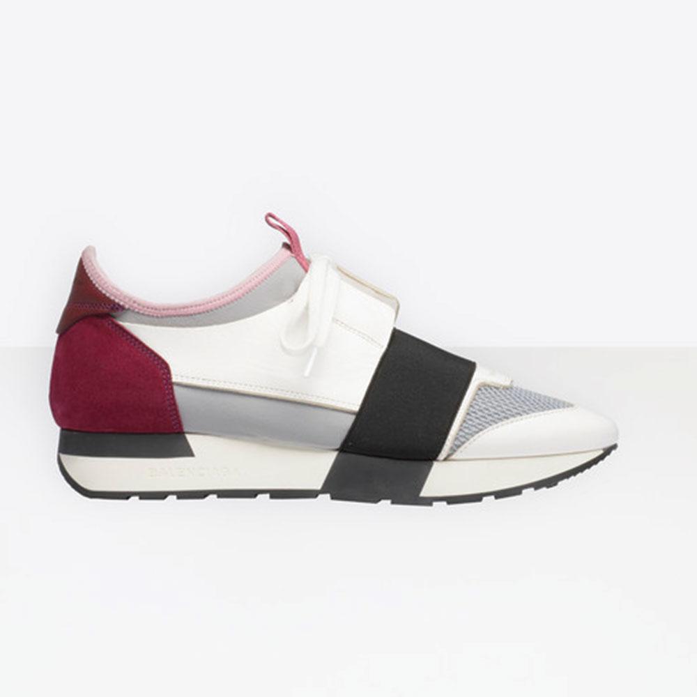 Balenciaga Race Runner Ayakkabı Beyaz - 101 #Balenciaga #BalenciagaRaceRunner #Ayakkabı