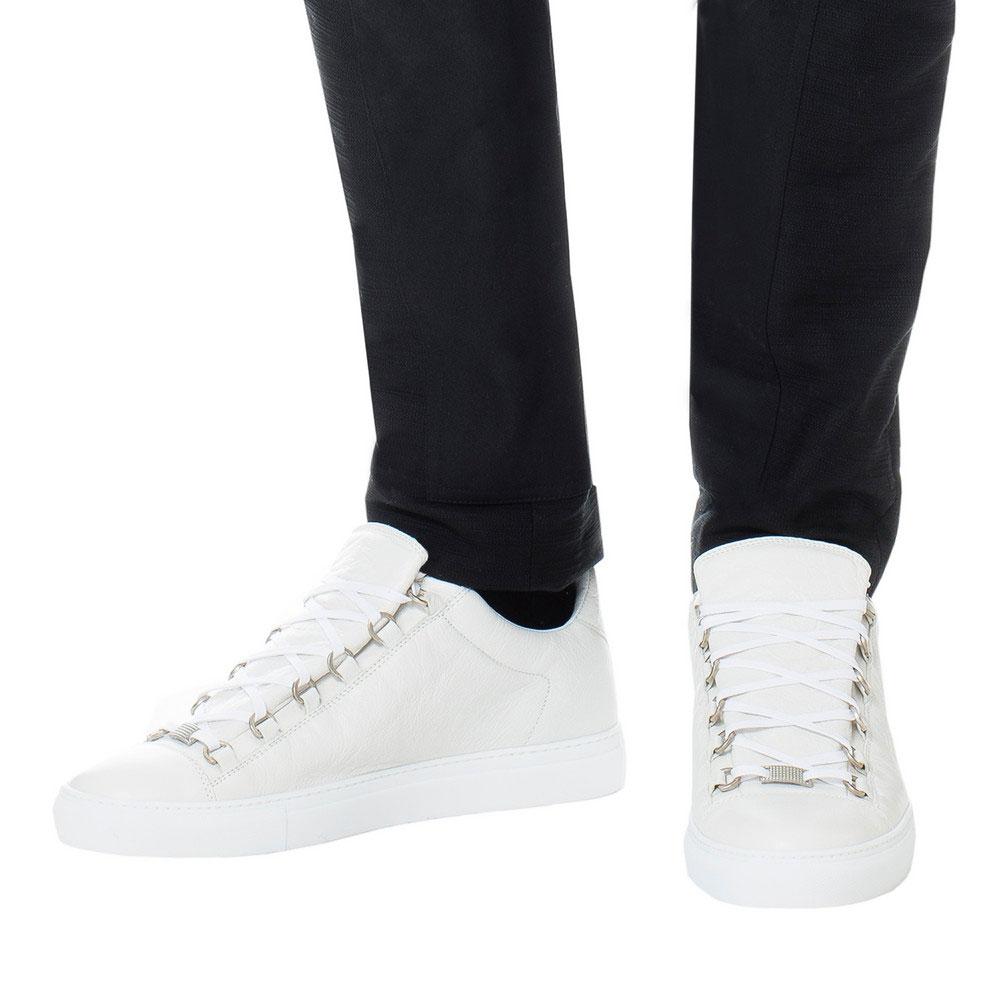 Balenciaga Sneakers Ayakkabı White - 8 #Balenciaga #BalenciagaSneakers #Ayakkabı - 4