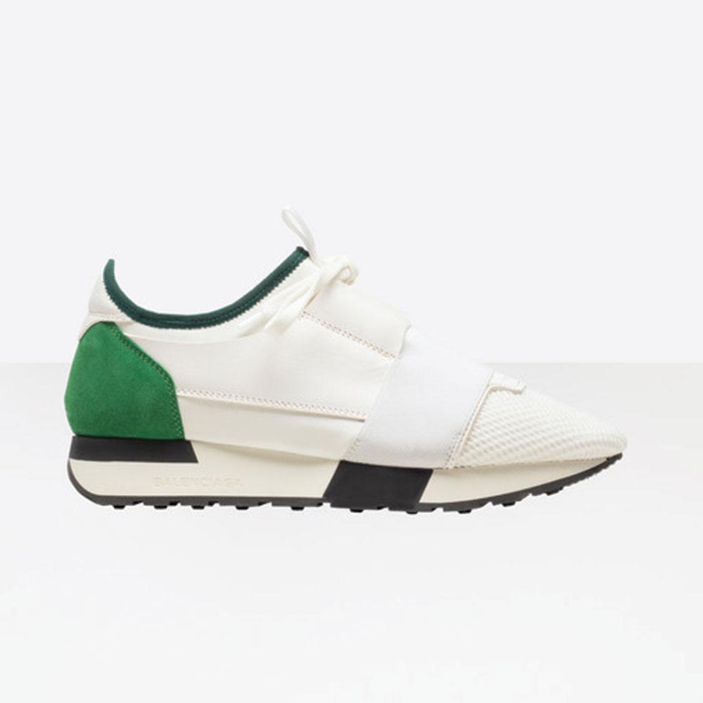 Balenciaga Race Runner Ayakkabı Beyaz - 104 #Balenciaga #BalenciagaRaceRunner #Ayakkabı