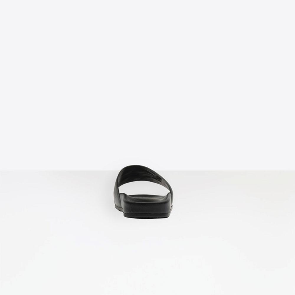 Balenciaga Piscine Terlik Siyah - 30 #Balenciaga #BalenciagaPiscine #Terlik - 2