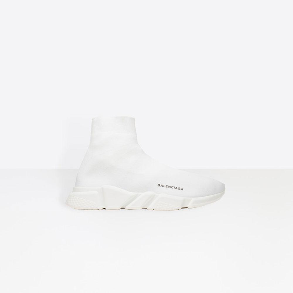 Balenciaga Speed Trainer Ayakkabı Beyaz - 11 #Balenciaga #BalenciagaSpeedTrainer #Ayakkabı