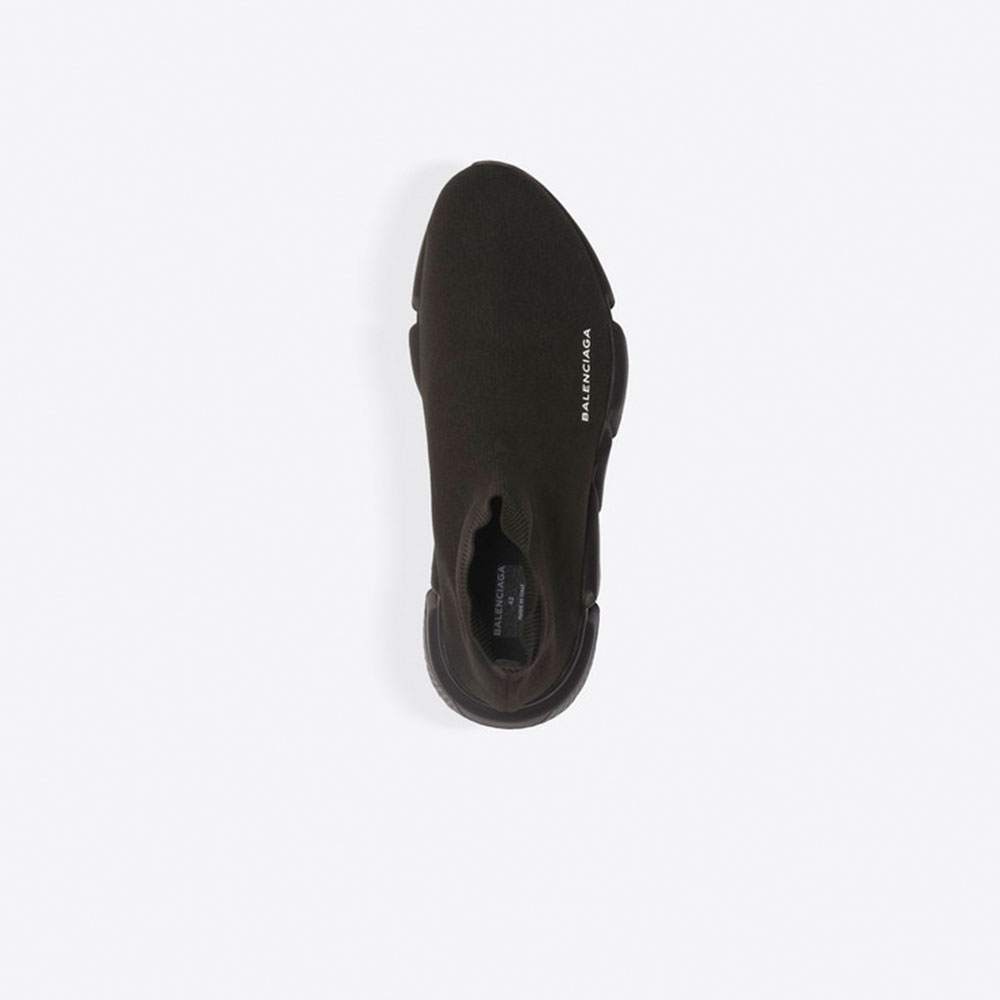 Balenciaga Speed Trainer Ayakkabı Siyah - 12 #Balenciaga #BalenciagaSpeedTrainer #Ayakkabı - 4