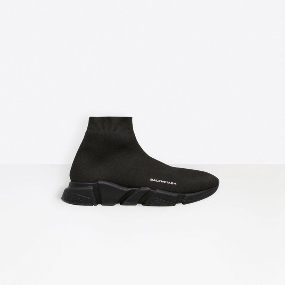 Balenciaga Speed Trainer Ayakkabı Siyah - 12 #Balenciaga #BalenciagaSpeedTrainer #Ayakkabı