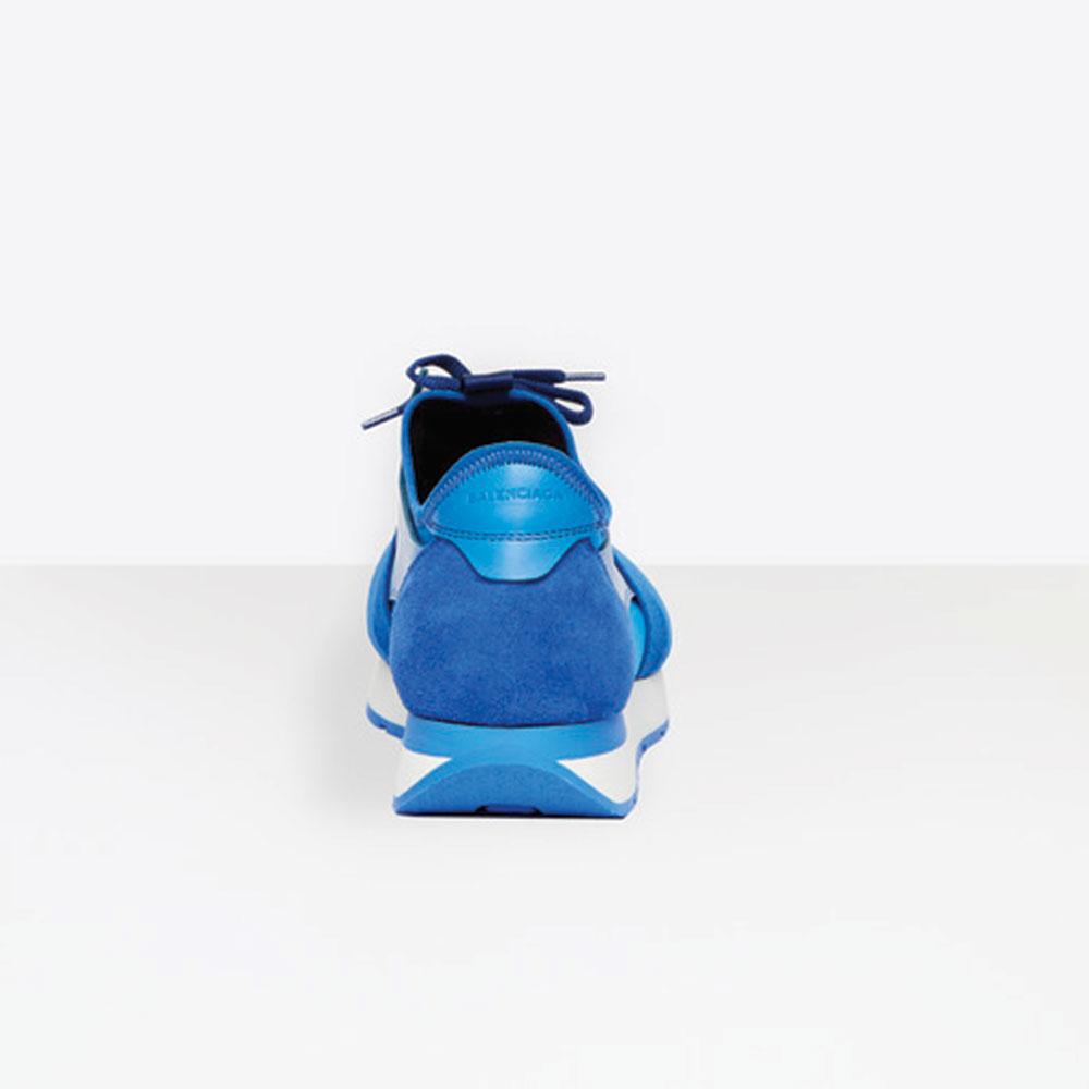 Balenciaga Race Runner Ayakkabı Mavi - 21 #Balenciaga #BalenciagaRaceRunner #Ayakkabı - 2