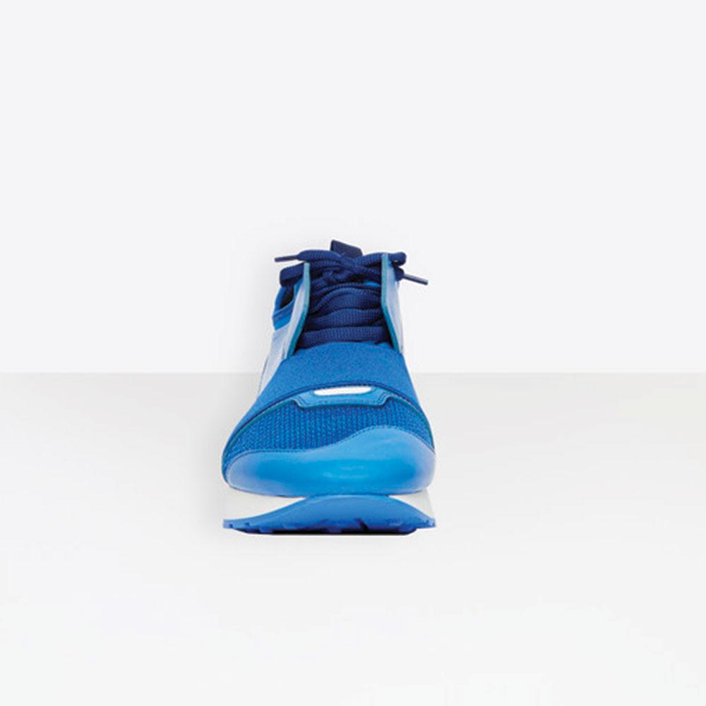 Balenciaga Race Runner Ayakkabı Mavi - 21 #Balenciaga #BalenciagaRaceRunner #Ayakkabı - 4