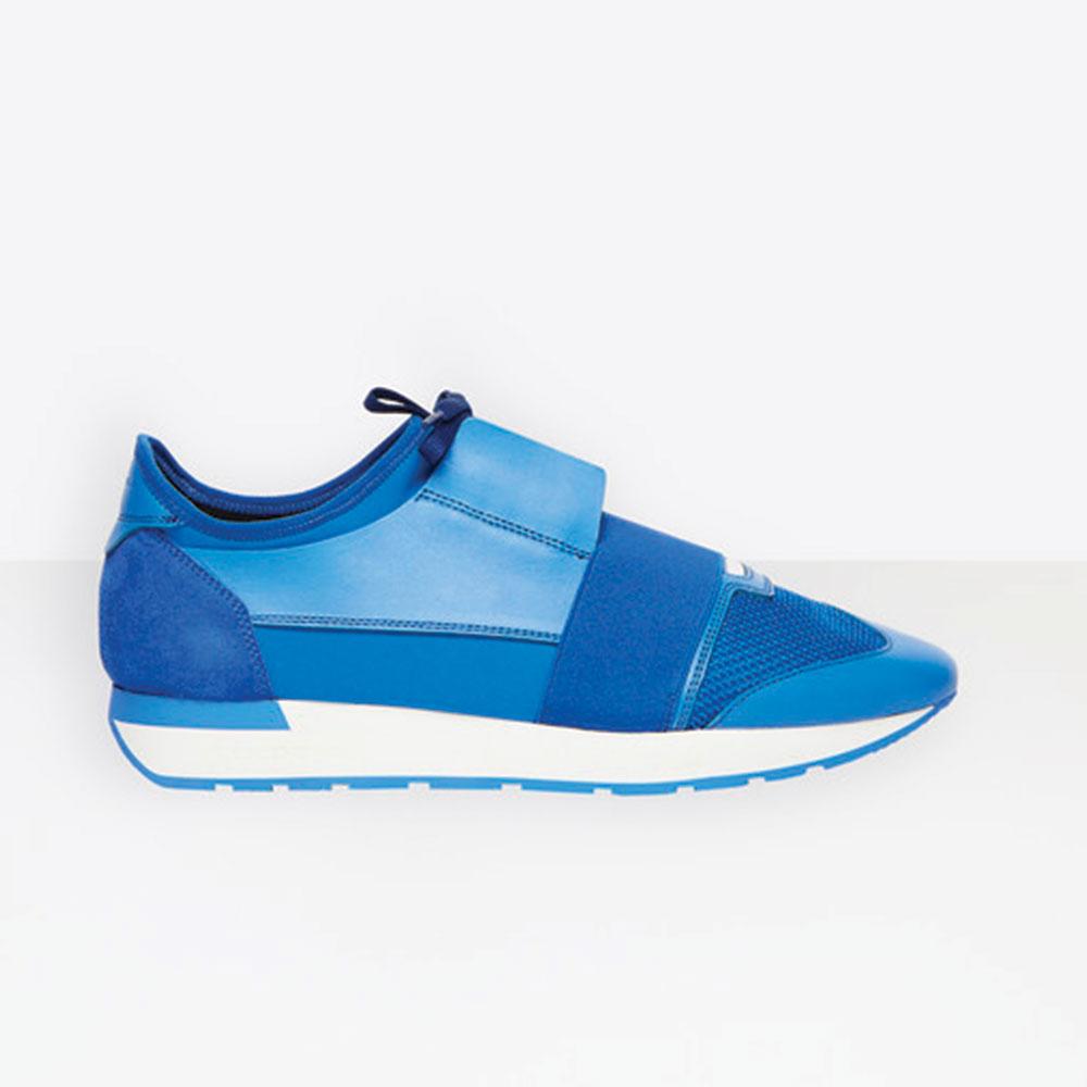 Balenciaga Race Runner Ayakkabı Mavi - 21 #Balenciaga #BalenciagaRaceRunner #Ayakkabı