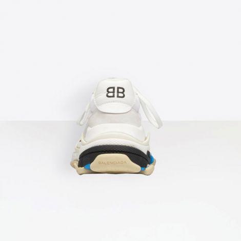 Balenciaga Ayakkabı Triple S Trainer Beyaz #Balenciaga #Ayakkabı #BalenciagaAyakkabı #Erkek #BalenciagaTriple S Trainer #Triple S Trainer