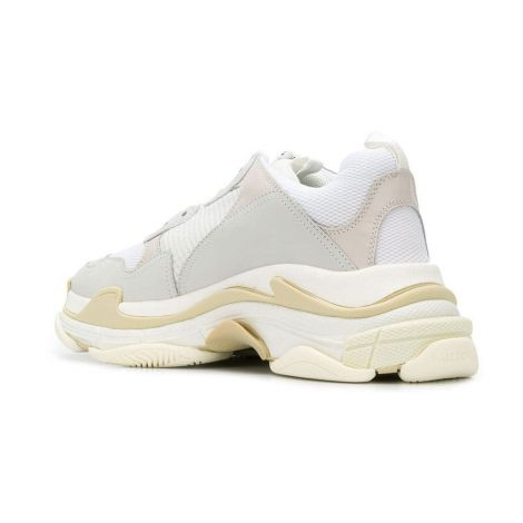 Balenciaga Ayakkabı Triple S Gri #Balenciaga #Ayakkabı #BalenciagaAyakkabı #Erkek #BalenciagaTriple S #TripleS Balenciaga Baskets Triple S Ayakkabi Sari Gri Beyaz