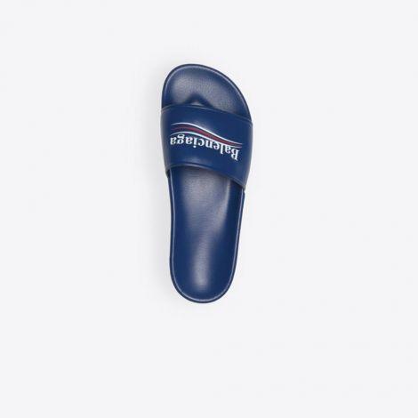 Balenciaga Terlik Piscine Mavi #Balenciaga #Terlik #BalenciagaTerlik #Erkek #BalenciagaPiscine #Piscine