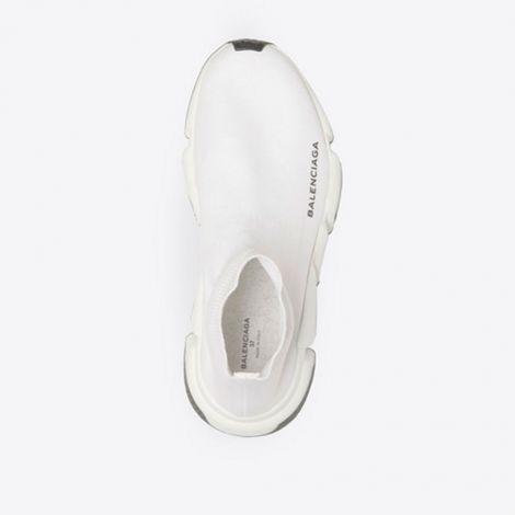 Balenciaga Ayakkabı Speed Trainer Beyaz #Balenciaga #Ayakkabı #BalenciagaAyakkabı #Kadın #BalenciagaSpeed Trainer #Speed Trainer