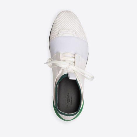 Balenciaga Ayakkabı Race Runner Beyaz #Balenciaga #Ayakkabı #BalenciagaAyakkabı #Kadın #BalenciagaRace Runner #Race Runner