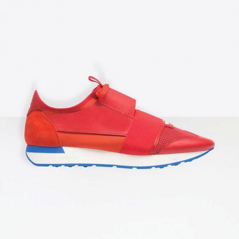 Balenciaga Ayakkabı Race Runner Kırmızı #Balenciaga #Ayakkabı #BalenciagaAyakkabı #Erkek #BalenciagaRace Runner #Race Runner