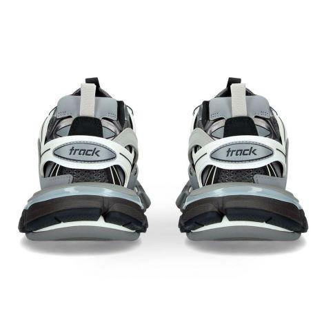 Balenciaga Sneakers Track Gri - Balenciaga Track Sneakers Ayakkabi 2019 Siyah Gri