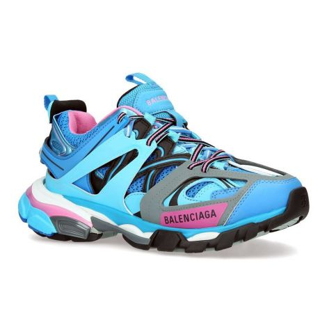 Balenciaga Sneakers Track Mavi #Balenciaga #Ayakkabı #BalenciagaAyakkabı #Kadın #BalenciagaTrack #Track