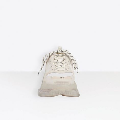Balenciaga Ayakkabı Triple S Beyaz #Balenciaga #Ayakkabı #BalenciagaAyakkabı #Kadın #BalenciagaTriple S #Triple S