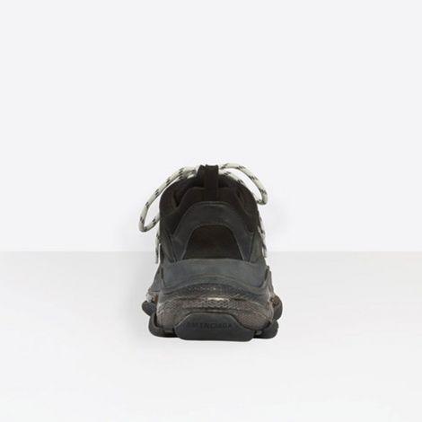 Balenciaga Ayakkabı Triple S Siyah #Balenciaga #Ayakkabı #BalenciagaAyakkabı #Kadın #BalenciagaTriple S #Triple S