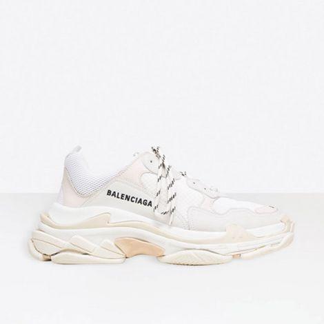 Balenciaga Ayakkabı Triple S Beyaz #Balenciaga #Ayakkabı #BalenciagaAyakkabı #Erkek #BalenciagaTriple S #Triple S