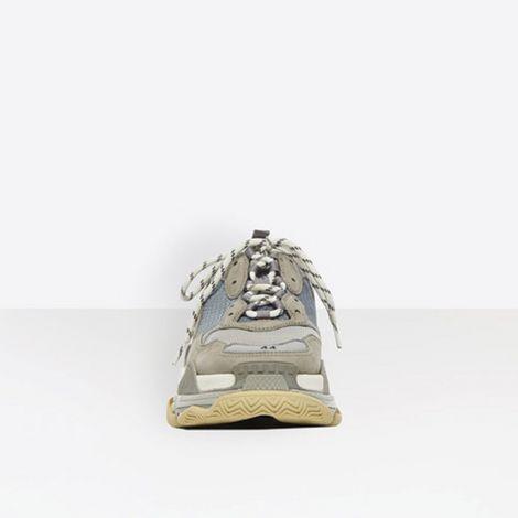 Balenciaga Ayakkabı Triple S Gri #Balenciaga #Ayakkabı #BalenciagaAyakkabı #Erkek #BalenciagaTriple S #Triple S