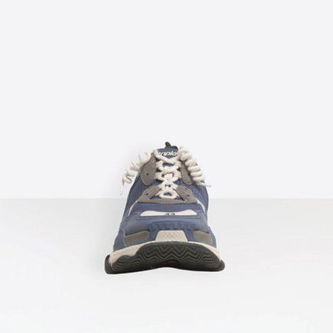 Balenciaga Ayakkabı Triple S Mavi #Balenciaga #Ayakkabı #BalenciagaAyakkabı #Erkek #BalenciagaTriple S #TripleS Balenciaga Triple S Trainers Ayakkabi Erkek Gri Mavi