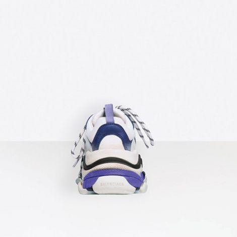 Balenciaga Ayakkabı Triple S Lacivert #Balenciaga #Ayakkabı #BalenciagaAyakkabı #Kadın #BalenciagaTriple S #Triple S