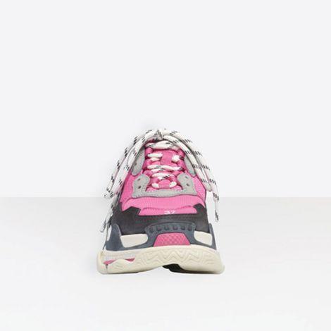 Balenciaga Ayakkabı Triple S Pembe #Balenciaga #Ayakkabı #BalenciagaAyakkabı #Kadın #BalenciagaTriple S #Triple S