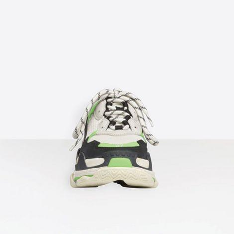 Balenciaga Ayakkabı Triple S Yeşil #Balenciaga #Ayakkabı #BalenciagaAyakkabı #Kadın #BalenciagaTriple S #Triple S