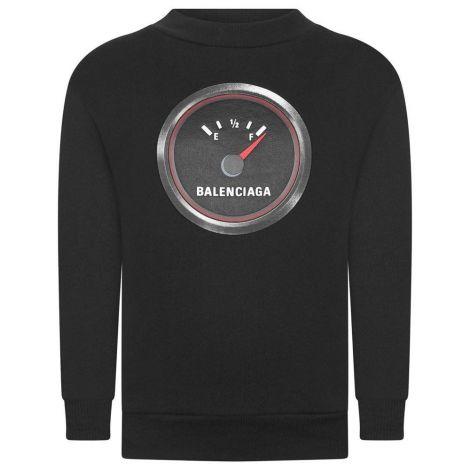 Balenciaga Sweatshirt Fuel Siyah #Balenciaga #Sweatshirt #BalenciagaSweatshirt #Erkek #BalenciagaFuel #Fuel