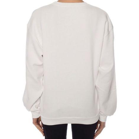 Balenciaga Sweatshirt Logo Beyaz #Balenciaga #Sweatshirt #BalenciagaSweatshirt #Erkek #BalenciagaLogo #Logo