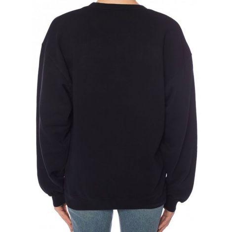 Balenciaga Sweatshirt Logo Siyah #Balenciaga #Sweatshirt #BalenciagaSweatshirt #Erkek #BalenciagaLogo #Logo