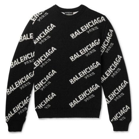 Balenciaga Sweatshirt Paris Siyah #Balenciaga #Sweatshirt #BalenciagaSweatshirt #Erkek #BalenciagaParis #Paris