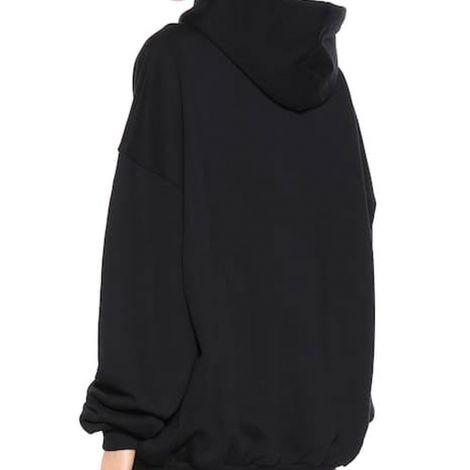 Balenciaga Sweatshirt Logo Siyah #Balenciaga #Sweatshirt #BalenciagaSweatshirt #Kadın #BalenciagaLogo #Logo