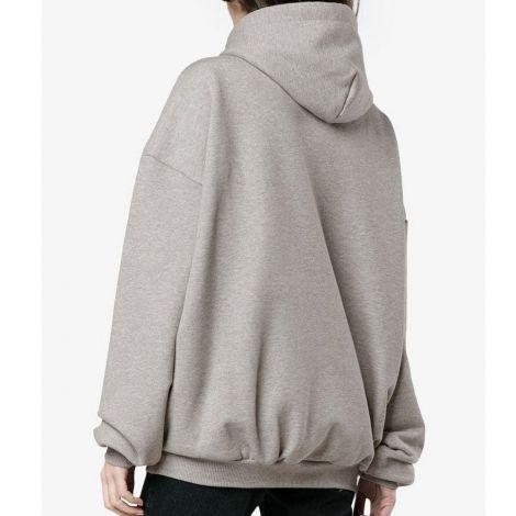 Balenciaga Sweatshirt Logo Gri #Balenciaga #Sweatshirt #BalenciagaSweatshirt #Kadın #BalenciagaLogo #Logo