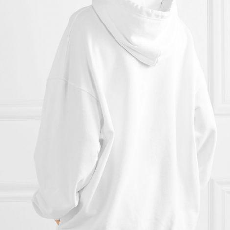 Balenciaga Sweatshirt Logo Beyaz #Balenciaga #Sweatshirt #BalenciagaSweatshirt #Kadın #BalenciagaLogo #Logo