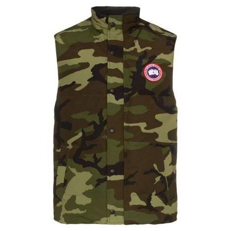 Canada Goose Yelek Camouflage Kamuflaj #CanadaGoose #Yelek #CanadaGooseYelek #Erkek #CanadaGooseCamouflage #Camouflage