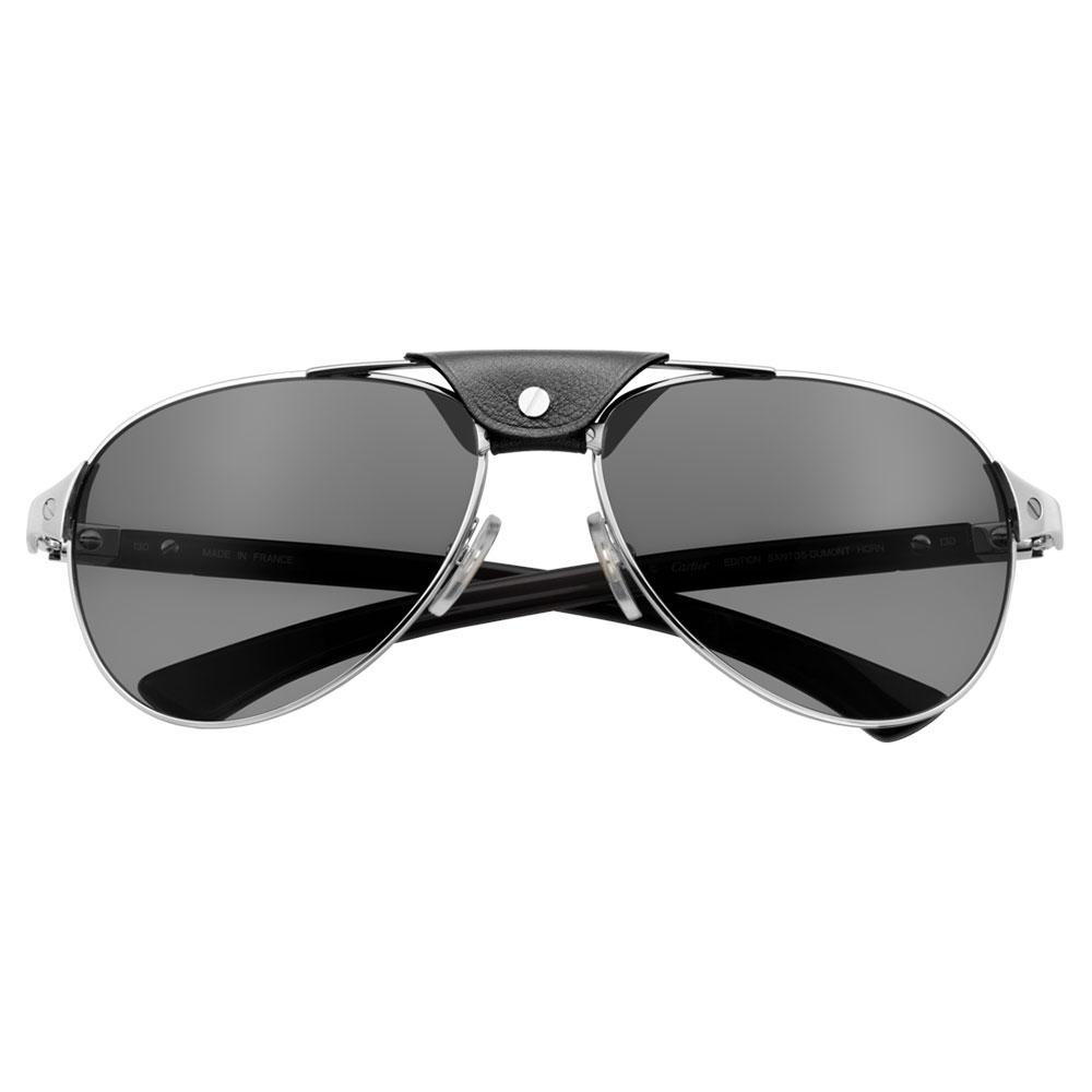 Cartier Santos Gözlük Siyah - 13 #Cartier #CartierSantos #Gözlük - 2