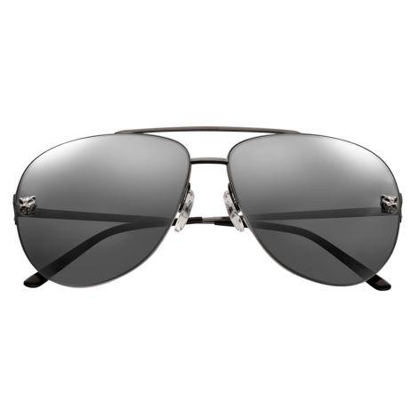 Cartier Gözlük Panthere Siyah #Cartier #Gözlük #CartierGözlük #Unisex #CartierPanthere #Panthere