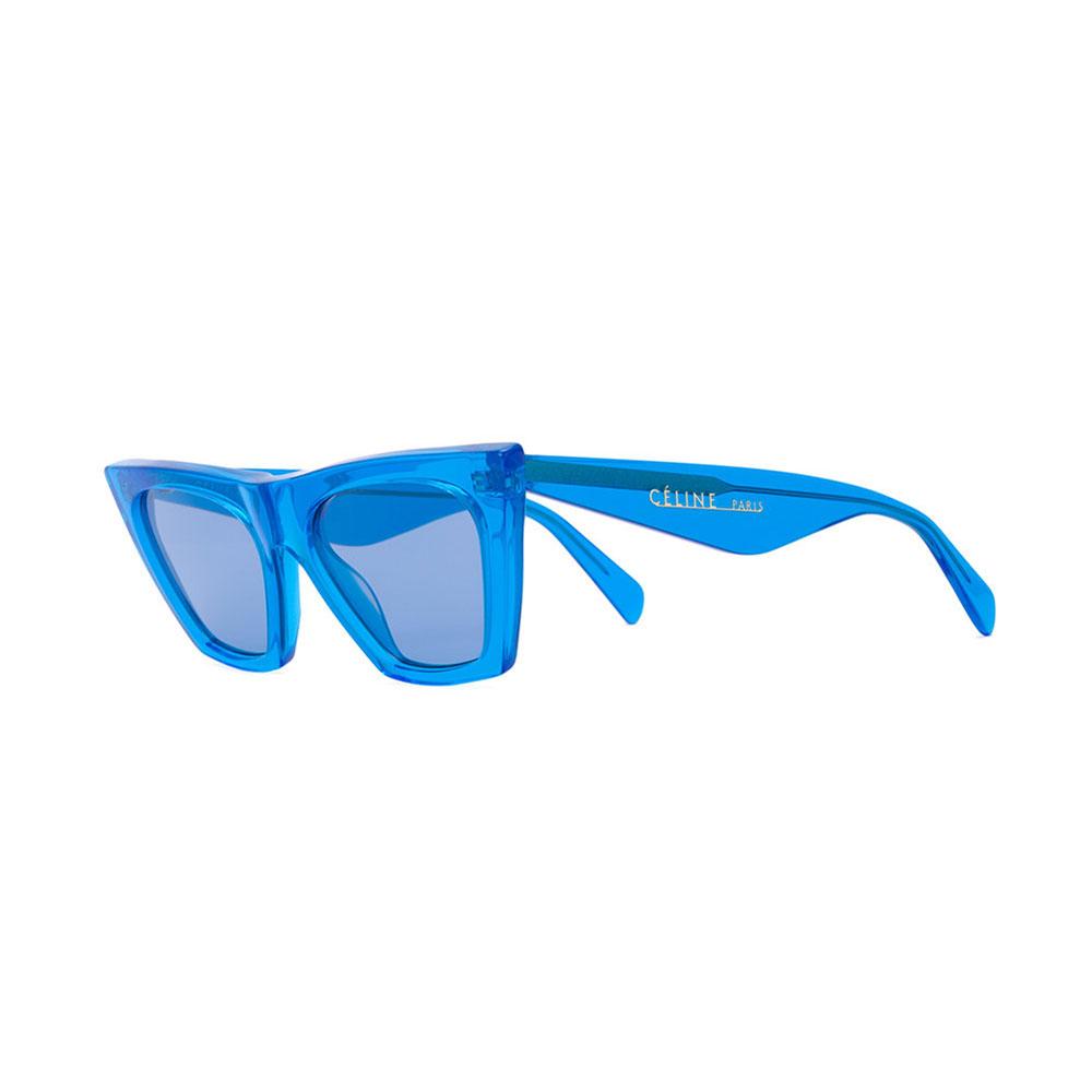 Celine Acetate Gözlük Mavi - 6 #Celine #CelineAcetate #Gözlük - 2