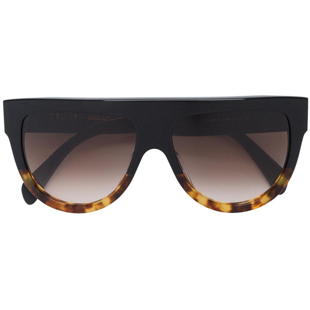Celine Aviator Gözlük Kahverengi - 7 #Celine #CelineAviator #Gözlük