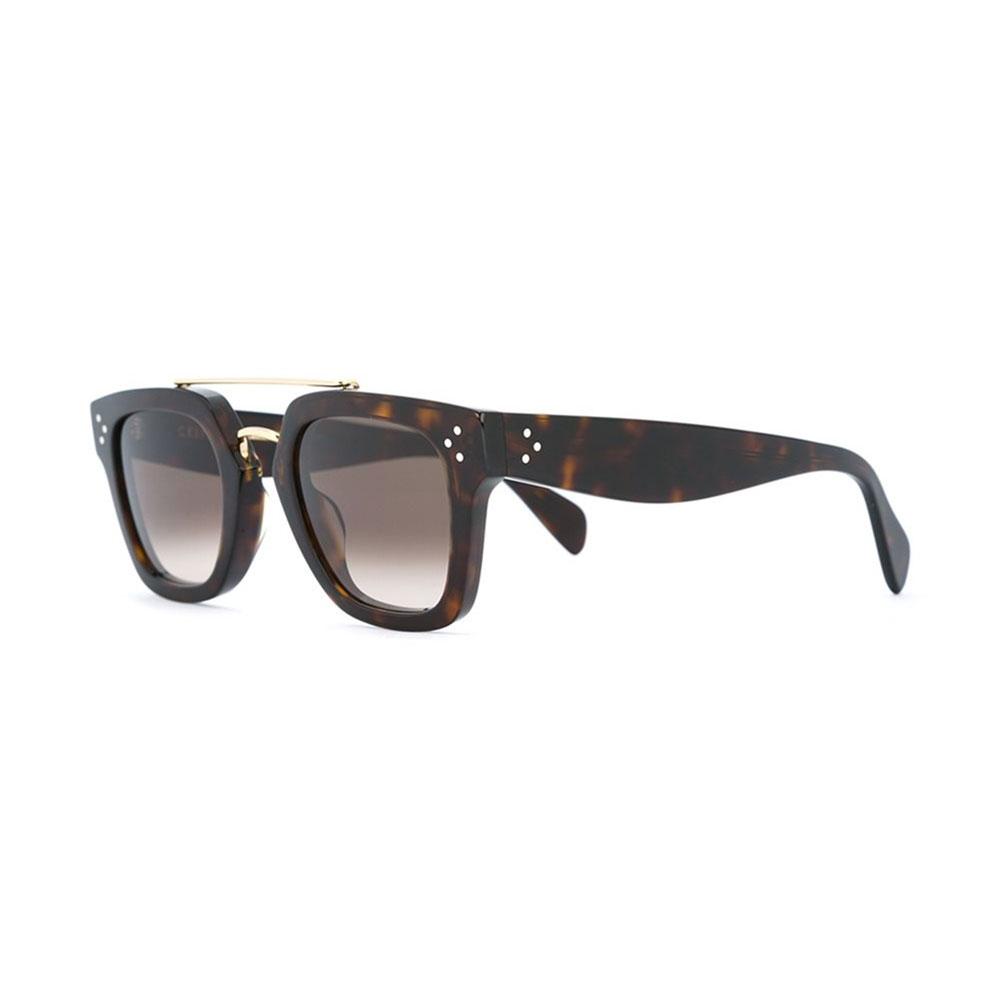 Celine Square Gözlük Kahverengi - 9 #Celine #CelineSquare #Gözlük - 2