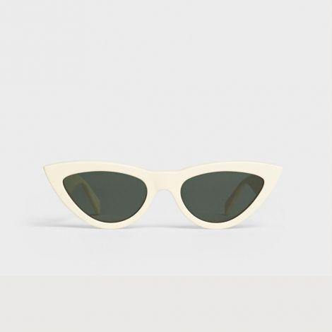 Celine Gözlük Cat Eye Beyaz #Celine #Gözlük #CelineGözlük #Unisex #CelineCat Eye #Cat Eye