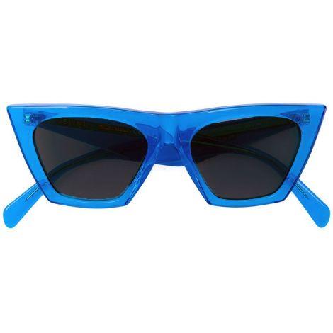 Celine Gözlük Acetate Mavi #Celine #Gözlük #CelineGözlük #Unisex #CelineAcetate #Acetate