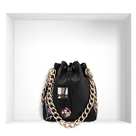 Dior Çanta Buble Paradise Black #Dior #Çanta #DiorÇanta #Kadın #DiorBuble Paradise #Buble Paradise
