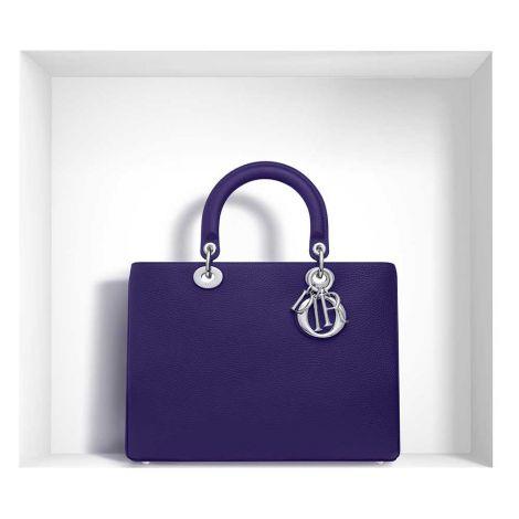 Dior Çanta Diorissimo Mor #Dior #Çanta #DiorÇanta #Kadın #DiorDiorissimo #Diorissimo