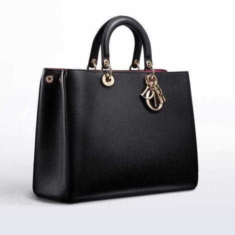 Dior Çanta Diorissimo Siyah #Dior #Çanta #DiorÇanta #Kadın #DiorDiorissimo #Diorissimo