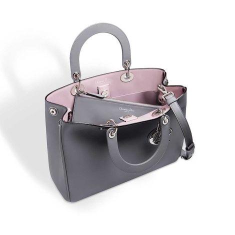 Dior Çanta Diorissimo Gri #Dior #Çanta #DiorÇanta #Kadın #DiorDiorissimo #Diorissimo