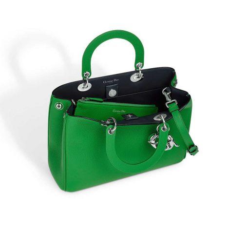 Dior Çanta Diorissimo Yeşil #Dior #Çanta #DiorÇanta #Kadın #DiorDiorissimo #Diorissimo