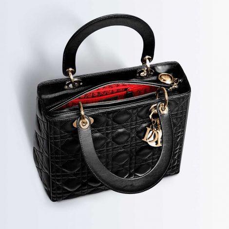 Dior Çanta Lady Dior Siyah #Dior #Çanta #DiorÇanta #Kadın #DiorLady Dior #Lady Dior