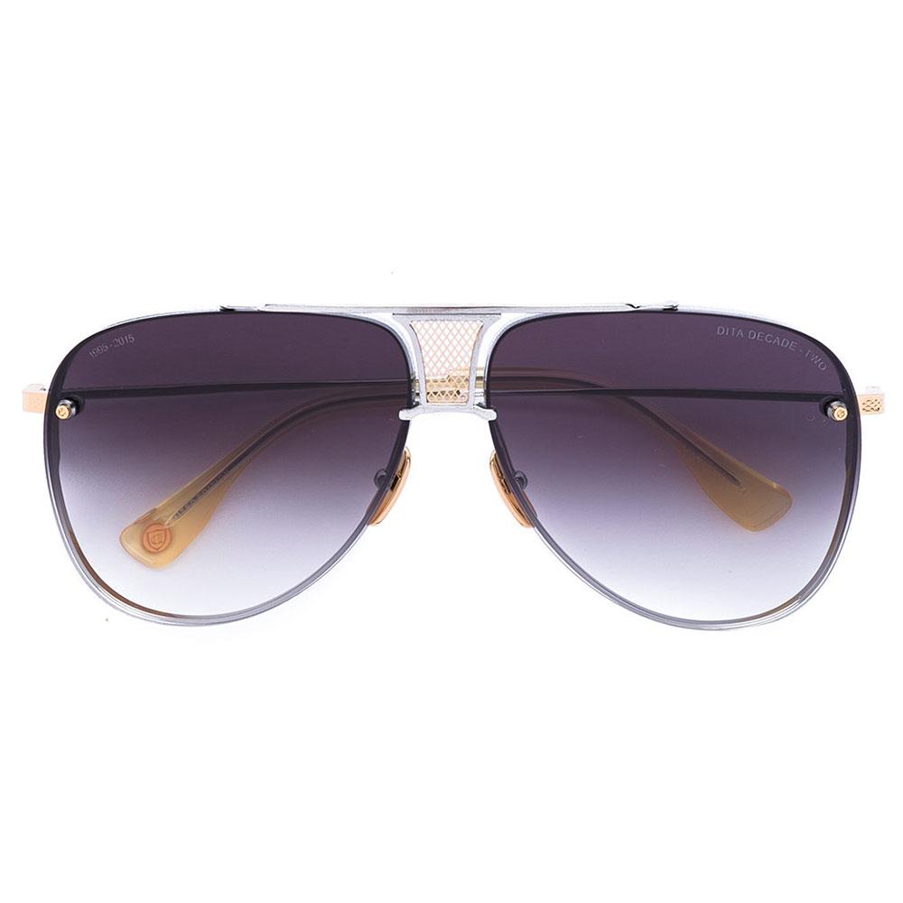Dita Aviator Gözlük Gümüş - 3 #Dita #DitaAviator #Gözlük