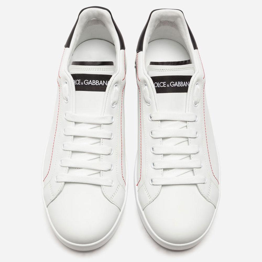 Dolce Gabbana Sneakers Ayakkabı Beyaz - 54 #Dolce Gabbana #DolceGabbanaSneakers #Ayakkabı - 4